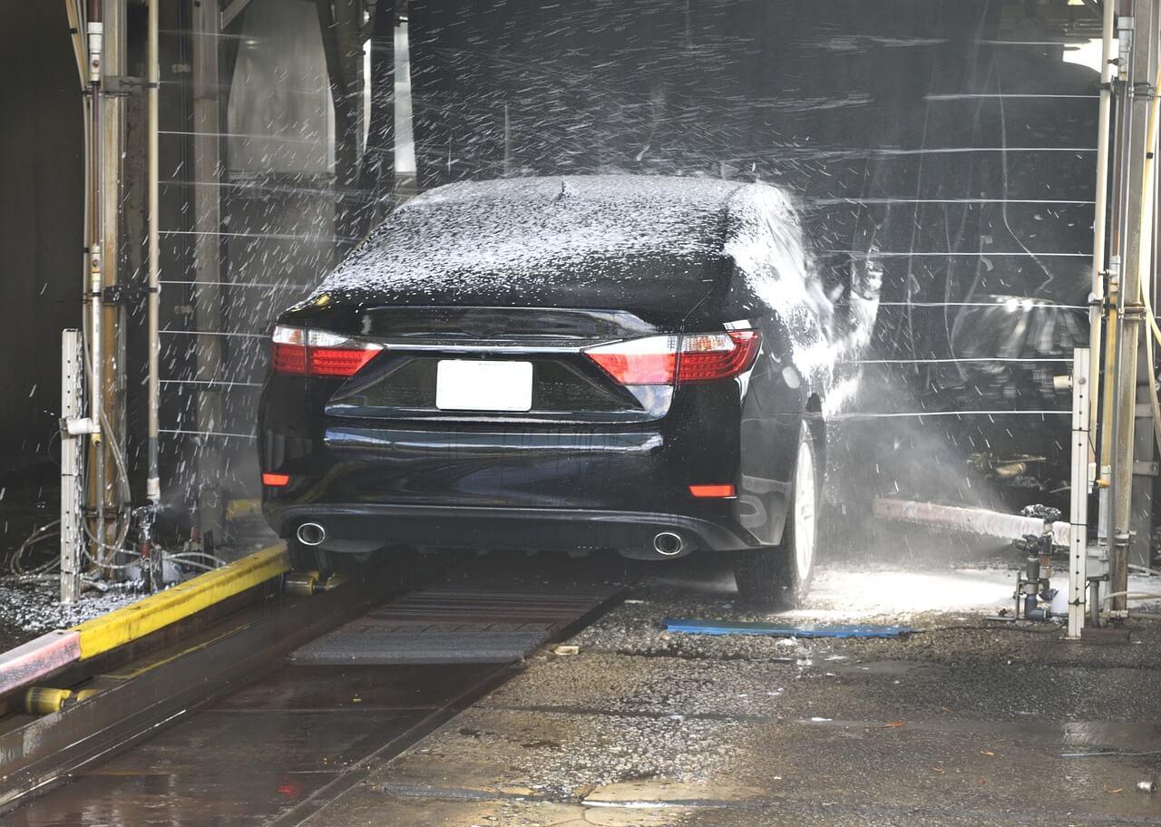 auto mazgāšana
